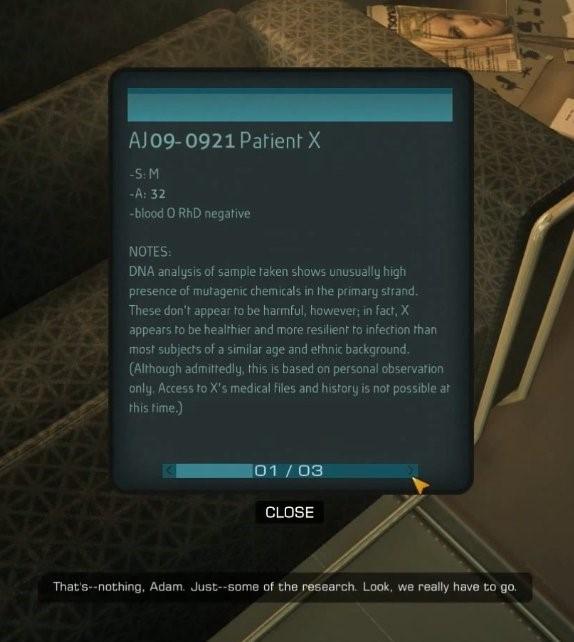 Neuroscience in video games – Deus Ex: Human Revolution