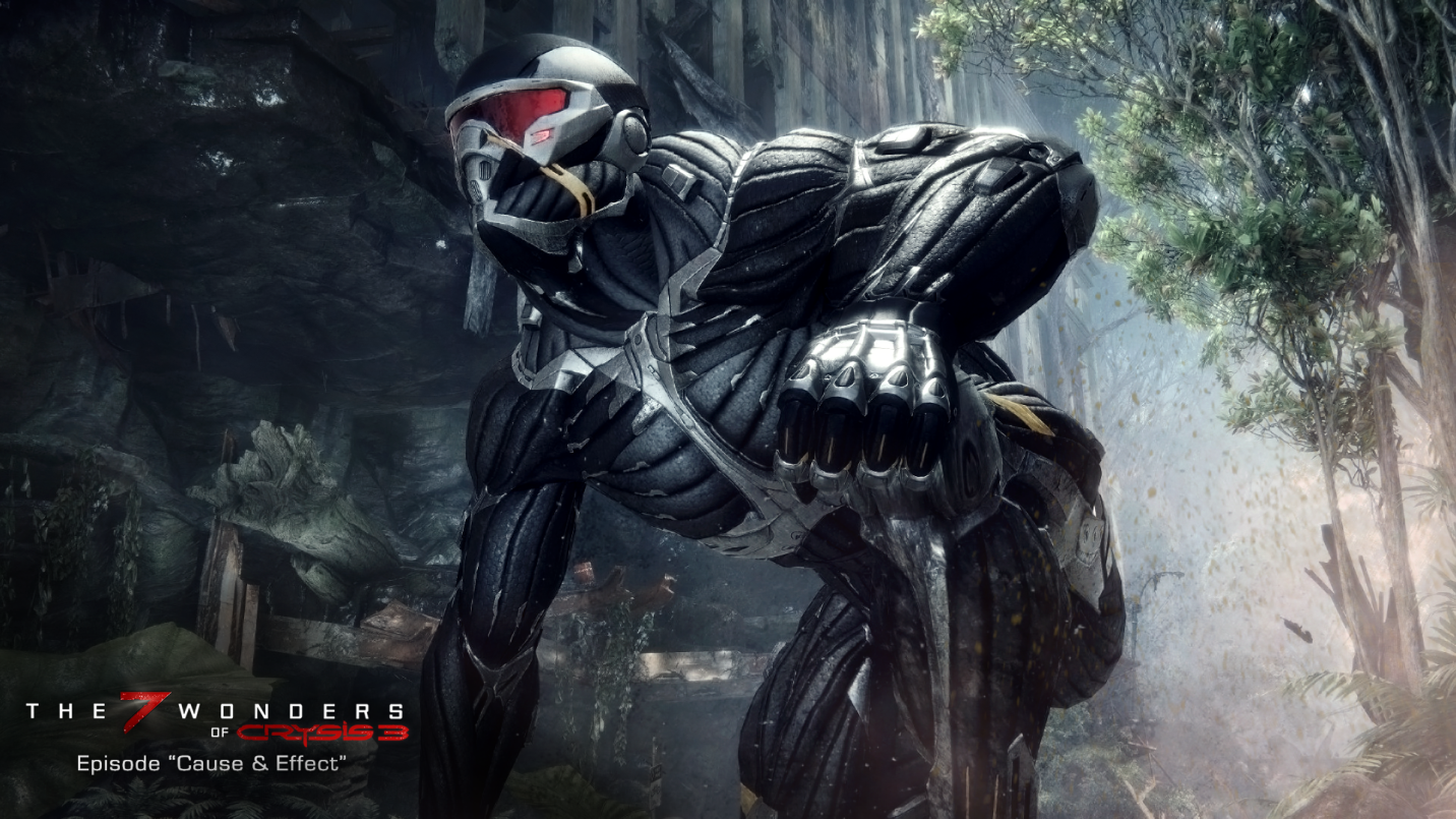 Nanotechnology as Portrayed in Video Games – The Crysis Nanosuit